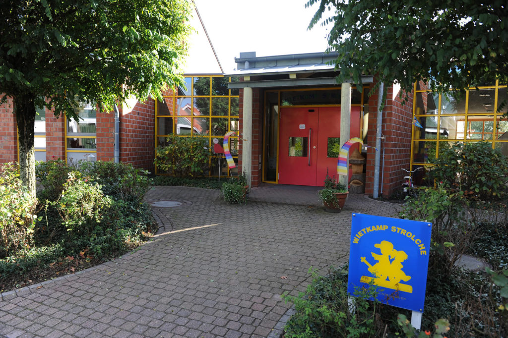 Kindergarten Wietkampstrolche