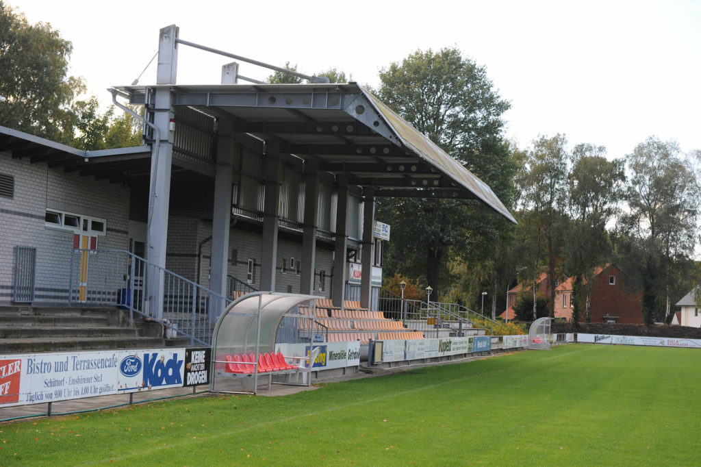 Sportplätze Salzberger Straße