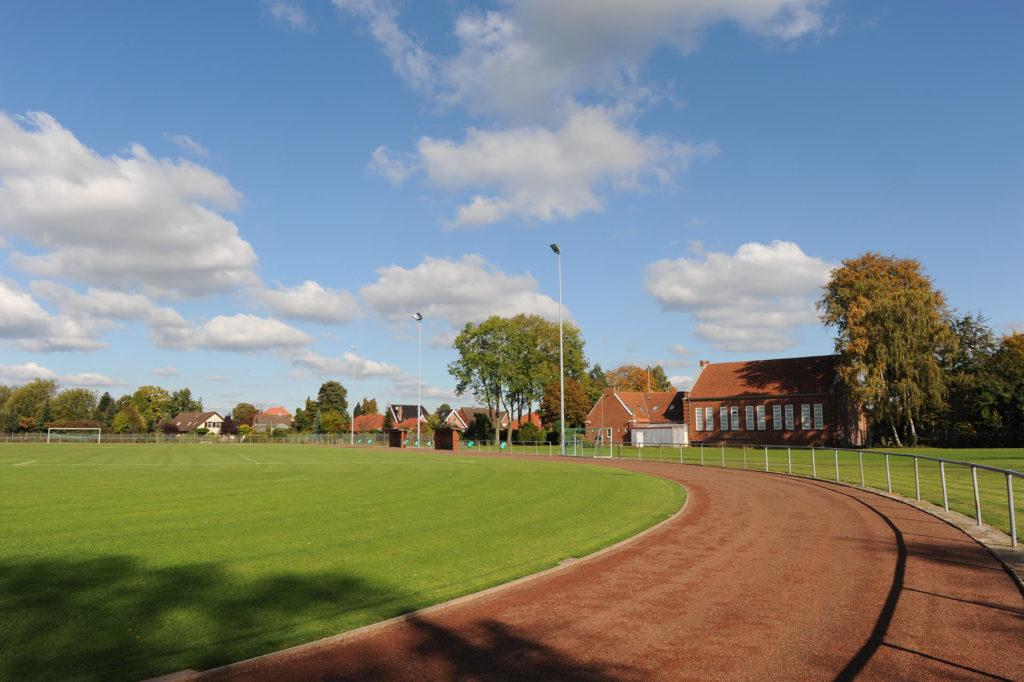 Sportplatz Alte Jahnhalle
