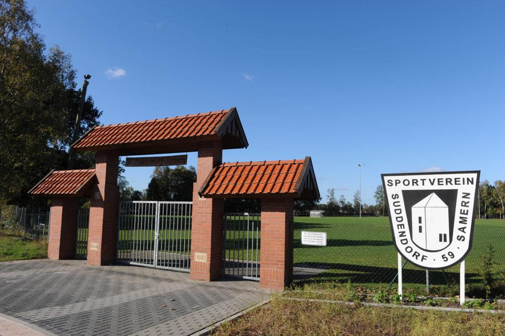 Sportplatz Samern