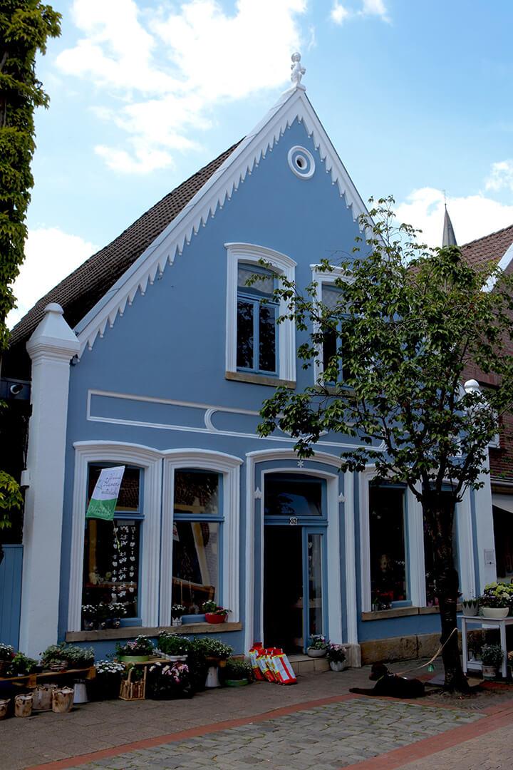 Ackerbürgerhaus Steinstraße 32