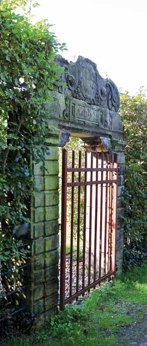 Gartenportal