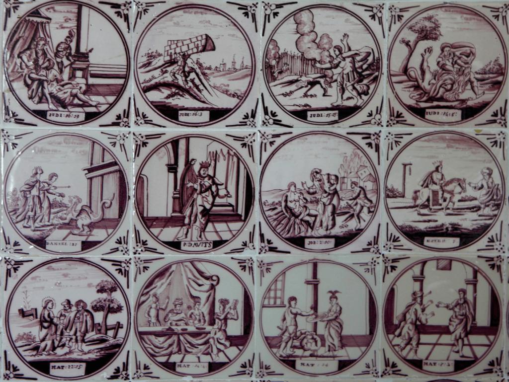 Fliesenspiegel im Alten Rathaus