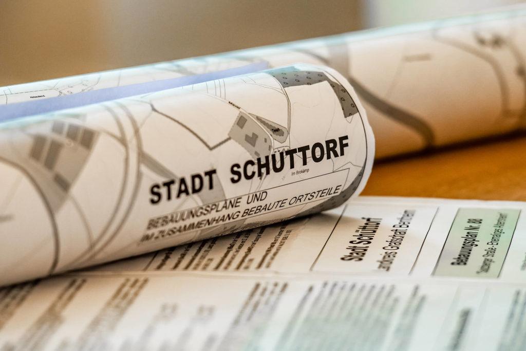 Bauleitpläne der Stadt Schüttorf