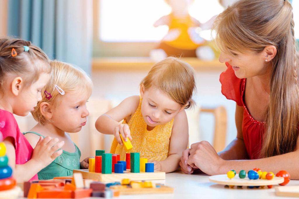 Kindergärten und Kitas