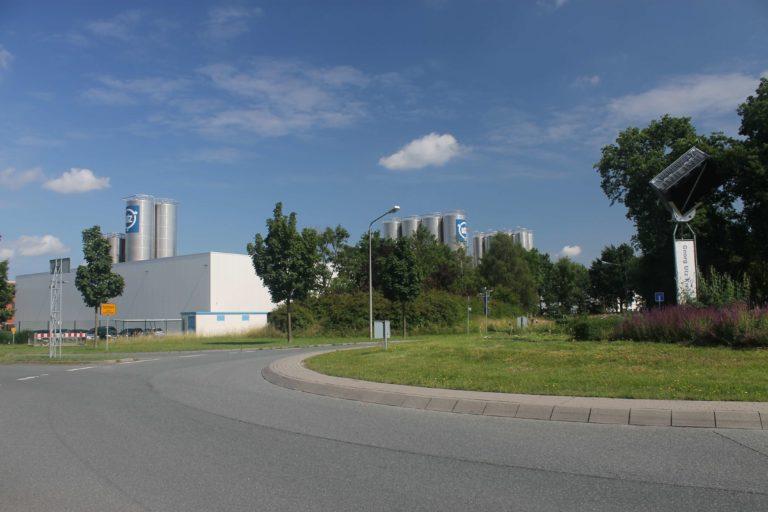 Industriegebiet - Utz Kreisverkehr