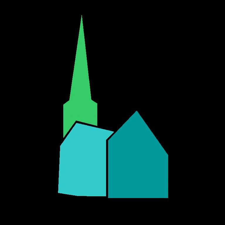 ev. ref. Kirche Logo